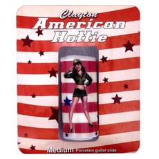 美國品牌clayton吉他滑音管 guitar slide-玻璃材質-美國女郎a