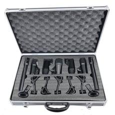 ★JYC Music★最新款D98X鼓專用收音麥克風~專業型七件裝-指向性加強版