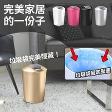頂級熱銷翻蓋式垃圾桶(大)