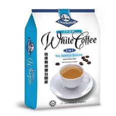 澤合怡保白咖啡無糖二合一
