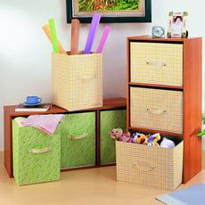 百特兔 三格櫃抽屜式置物盒 (直式)