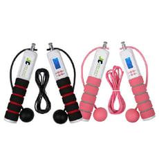 JIELIEN 專業磁控無線電子跳繩  有線無線兩用可加重