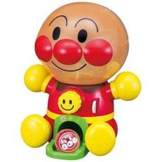 日本進口 Pinocchio 麵包超人 Anpanman 聲光扭蛋機玩具