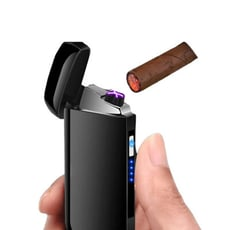 【LOTUS】雙電弧打火機 USB電子打火機