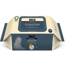 韓國RICO baby - 金盞花有機天然超厚款濕紙巾 (Signature系列-70片裝)