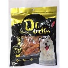Dr.Odin 貓狗可吃 手工零食 純雞肉粗肉絲條 90g 純肉