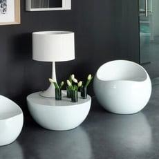 18PARK-豆豆椅 [聚丙烯,黑色]