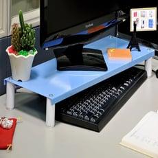 【ikloo】省空間桌上螢幕架/鍵盤架