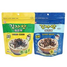 韓味不二海苔酥(原味) /  (海鮮) 50g