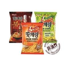 【韓味不二】韓國Binggrae螃蟹餅乾任選6入 熱銷 韓國餅乾必買