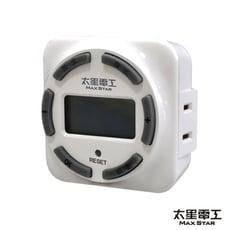 【太星電工】省電家族高效能數位定時器 OTM314