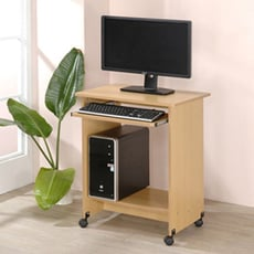 【ONE 生活】小空間電腦桌 好方便電腦桌