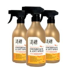 【清檜】天然防蟑螂螞蟻噴劑