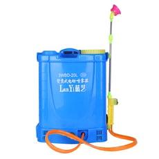 噴霧器 農用 電動鋰電池 背負式 智慧 自動充電 噴霧機