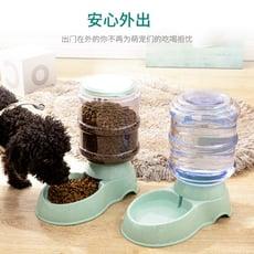 寵物飲水機狗狗食盆貓咪水盆喂食器貓用自動喂水喝水寵物泰迪用品