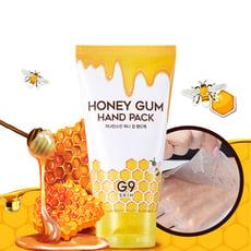 韓國 G9 SKIN~蜂蜜滋潤手膜(撕除式)100g 手膜/手部保養/保養品