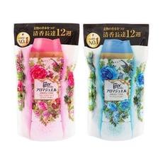 日本 蘭諾LENOR~衣物芳香豆(補充包)455ml 款式可選  香香粒 P&G D892599