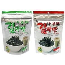 良澔~現烤海苔酥(50g) 原味/辣味 款式可選 海苔酥/海苔/零食
