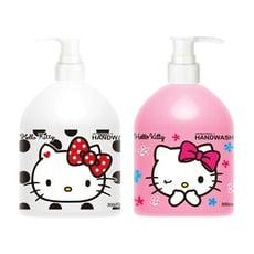 Hello Kitty~洗手乳(300ml) 白麝香/小蒼蘭 款式可選  洗手乳/洗手精/手部清潔