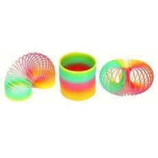 彩虹圈 彈簧圈 妙妙圈 塑膠圈 魔術 魔力 懷舊玩具 益智玩具 大 【CF92839】