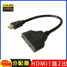 HDMI分配器1進2出1080P(簡易版)