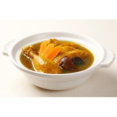 【阿勝師Ashengfood】君臣薑黃雞 重量:850g 產後調理、術後養生溫和補身湯品