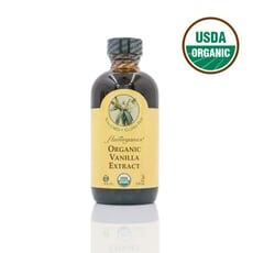 【Flavor Organic】美國進口 USDA有機認證 有機香草精華(118mL)