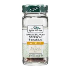 【Spice Hunter 香料獵人】美國原裝進口 100%天然 番紅花(0.3g)