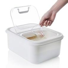 日本INOMATA新機能6公斤米箱組(容量9.3公升)