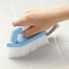 [2入組] 日本aisen兩用機能浴室磁磚清潔刷