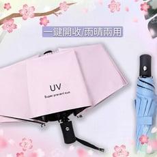 抗UV 自動傘 自動開收反向傘  自動摺疊傘 晴雨兩用 台灣現貨 隔天發貨