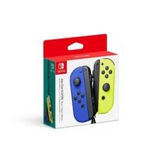 《普雷伊》Ns Nintendo Switch joy-con (l/r)電光藍/電光黃 台灣公司貨