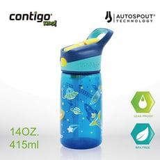 免運 美國CONTIGO Striker兒童吸管瓶415ML (太空船)