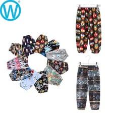 燈籠褲 防蚊褲 12款可挑 超舒適輕薄透氣 夏季必備 四季通用【WanWorld】
