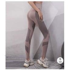 運動休閒褲修身顯瘦韻律有氧跑步瑜珈LETS SEA-KOI時尚款必備