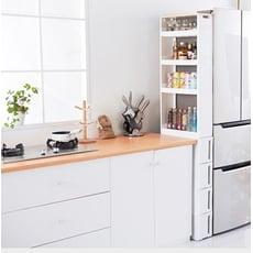 新品居家室內廚房細縫收納置物架