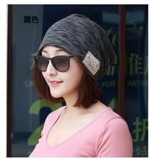 春秋四季帽子韓版男女通用頭巾帽包頭帽月子帽光頭帽化療帽