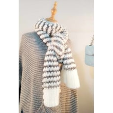 秋冬韓版百搭海馬毛線保暖圍巾披肩男女情侶圍巾