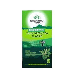 有機印度 聖羅勒經典綠茶 25包入(盒)