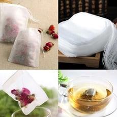 一次性 茶包袋 茶葉 過濾袋 煲湯 滷味 佐料袋 100入 泡茶 DIY