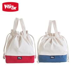【美國 Winox】保溫保冷雙層保鮮便當袋(2色可選)