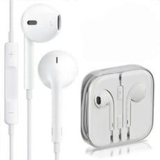 蘋果耳機 3.5mm 非拆機版  iPhone5~X 線控耳機