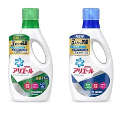 日本P&G ariel超濃縮抗菌洗衣精910g
