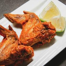 檸檬燒烤三節雞翅