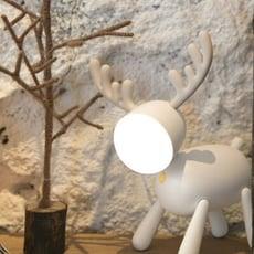 【千弘科技】麋鹿LED燈閱讀燈 床頭燈 造型燈飾