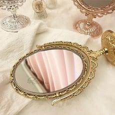 《大信百貨》新款歐式 復古宮廷 公主雙面立鏡 化妝鏡 彩妝 禮物 質感 情人節