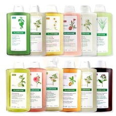 蔻蘿蘭 KLORANE 植物洗髮精 舒敏/修護/護色/柔順/溫和 400ml