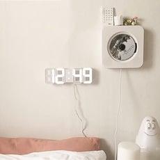 LED數字掛鐘 數字小夜燈 鬧鐘小夜燈 立體數字時鐘 電子時鐘 立體鬧鐘 掛鐘 電子鐘 數字鐘