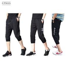 CPMAX 彈力縮口七分褲 舒適好活動 運動七分褲 束口褲 運動褲 P46