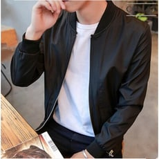 CPMAX 韓系潮帥夾克外套 防風外套 薄外套 修身外套 棒球夾克 C87